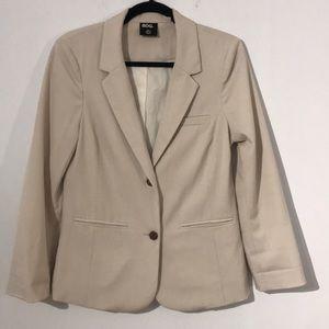 UO BDG cream blazer